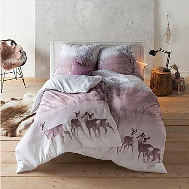 Estella cotton flannelette duvet cover set