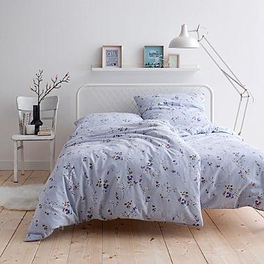 Estella luxury cotton flannelette duvet cover set