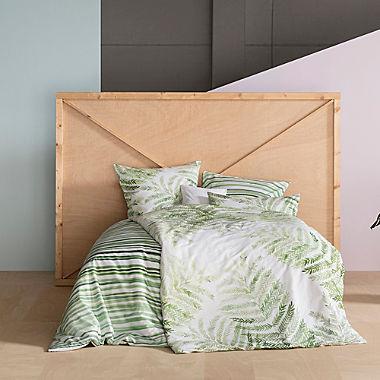 Estella Egyptian cotton sateen reversible duvet cover set