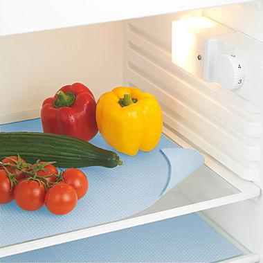 3-pack refrigerator mats