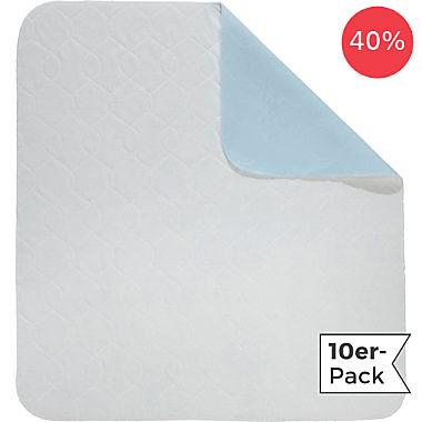 Erwin Müller 10-pack waterproof & boil-proof mattress protectors