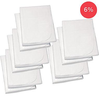 Erwin Müller 10-pack molleton cloths