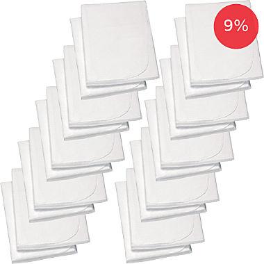 Erwin Müller 20-pack molleton cloths