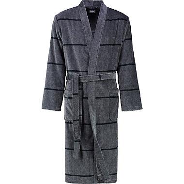 Cawö bathrobe for men