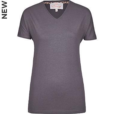 Bloomy single jersey women's T-shirt