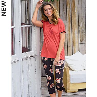 Ringella single jersey women short pyjamas