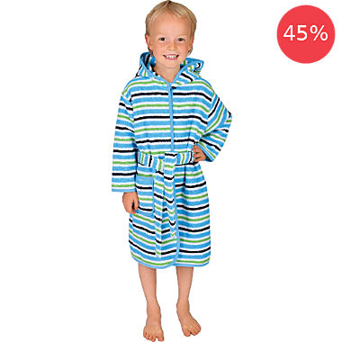 Wörner children´s bathrobe