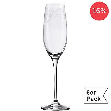 Leonardo champagne glass