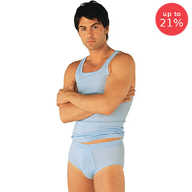 Conta vests in double pack